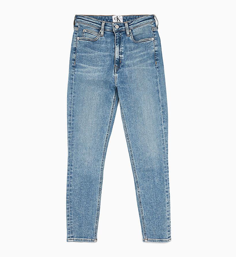 72211737ba40e CKJ 010 High Rise Skinny Ankle Jeans Calvin Klein® | J20J211799911