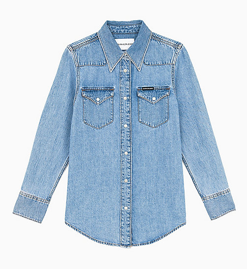 ad687d4e3c £70.00Western Denim Shirt