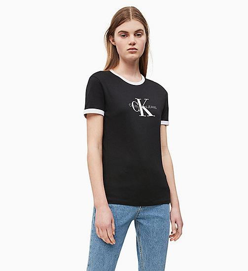 85e9fa35 Women's T-Shirts | Long Sleeve & Cropped T-Shirts | CALVIN KLEIN®