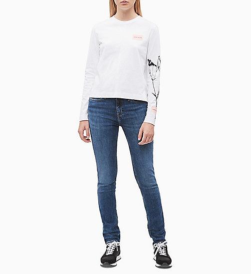 premium selection 232f9 b0ca1 T Shirt Donna | CALVIN KLEIN®