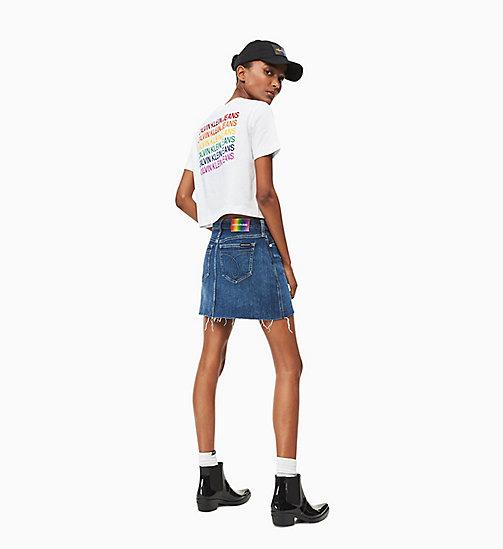 261c2aa8 Women's T-Shirts | Long Sleeve & Cropped T-Shirts | CALVIN KLEIN®