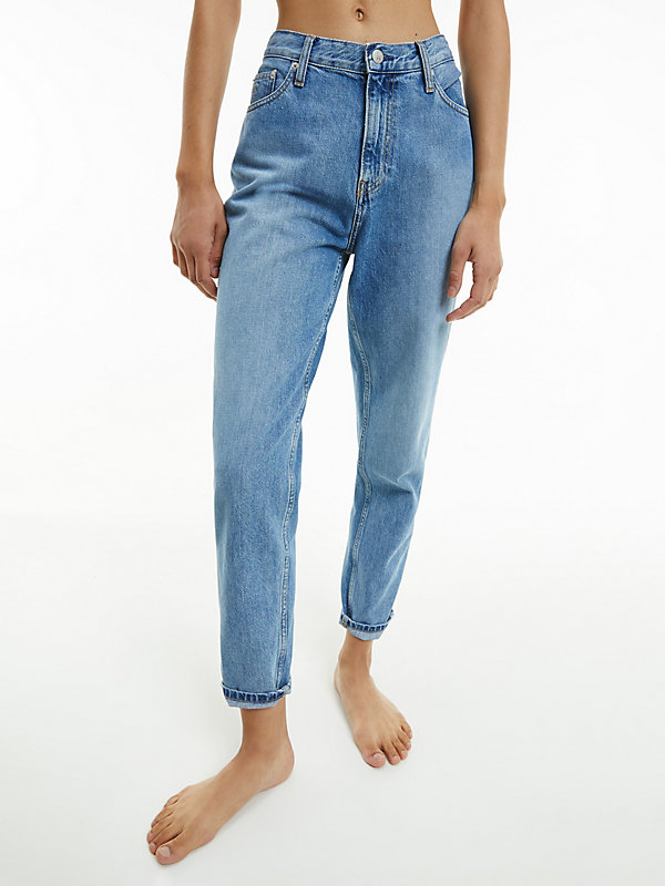 CALVIN KLEIN JEANS  - CA050 MID BLUE -   - main image