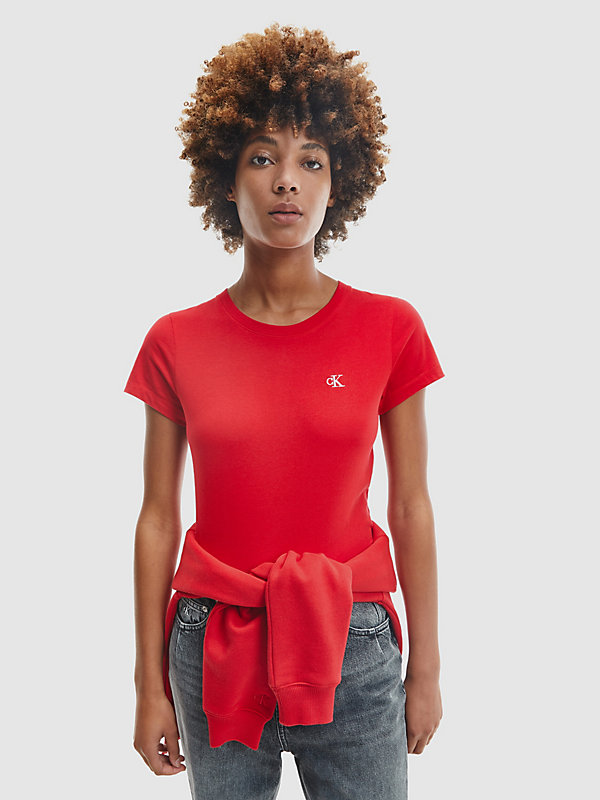 CALVIN KLEIN JEANS  - RED HOT -   - main image