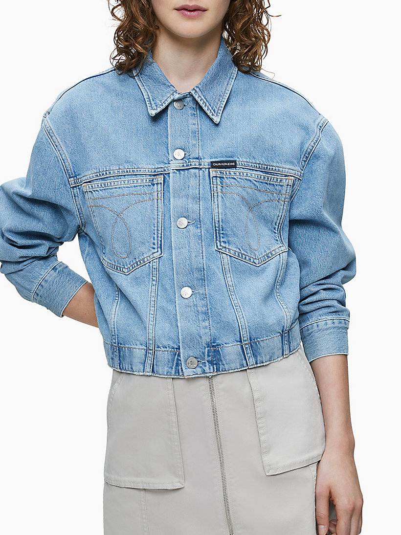 Calvin Klein Jeans Oversized Cropped