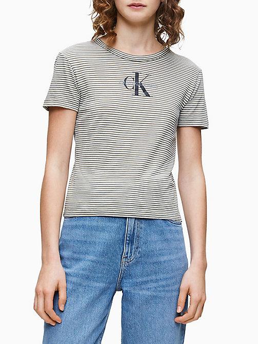 Dettagli su Donne Donna Rosso Blu Grigio o Giallo T Shirt a Righe Maglietta T Shirt