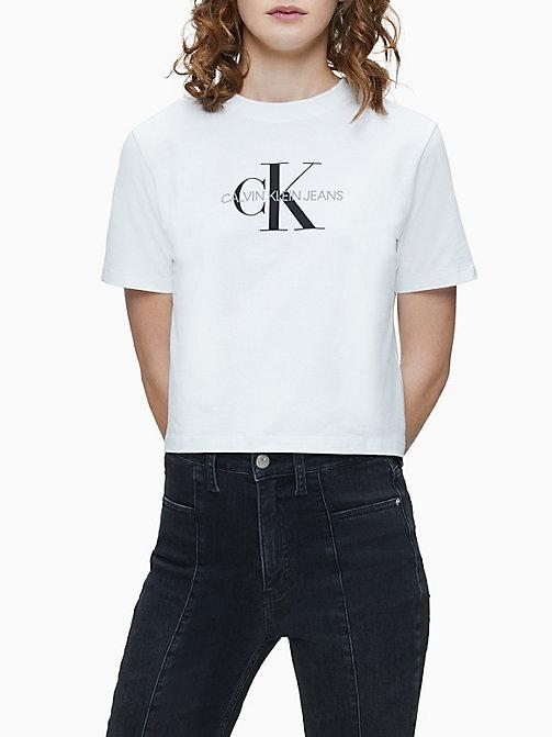 T shirt da uomo | T shirt manica lunga e corta | CALVIN KLEIN®