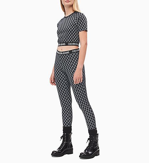 Calvin Klein Jeans Jeans A Zampa Bianco Donna : Vendite in