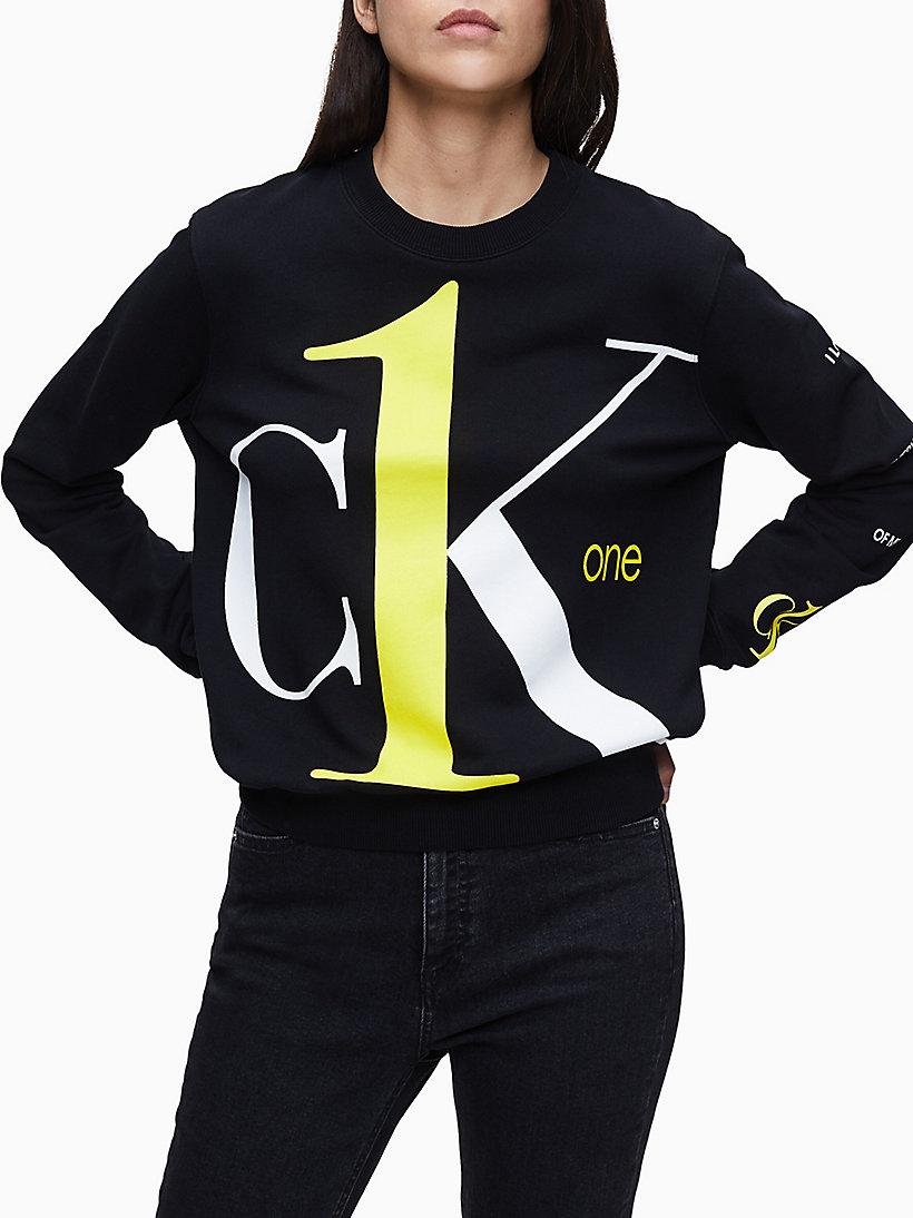 Calvin Klein PRIDE LOVE LOGO CREW NECK