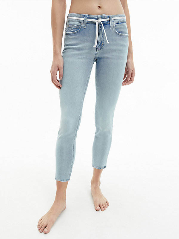 CALVIN KLEIN JEANS  - DENIM LIGHT -   - image principale