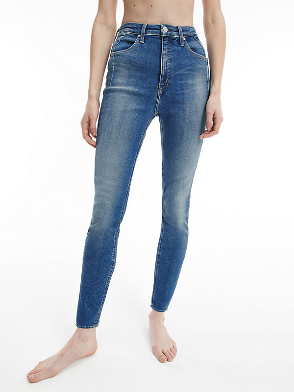 CALVIN KLEIN JEANS  - DENIM LIGHT -   - main image