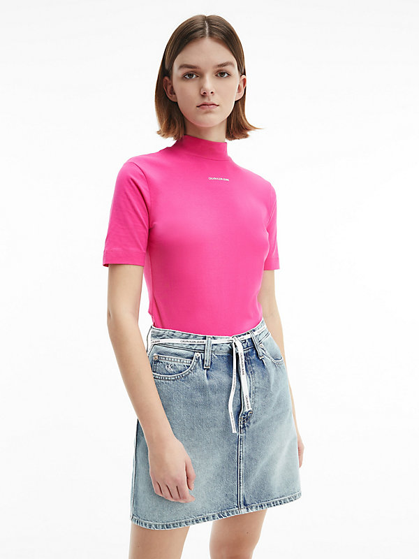CALVIN KLEIN JEANS  - PARTY PINK -   - main image