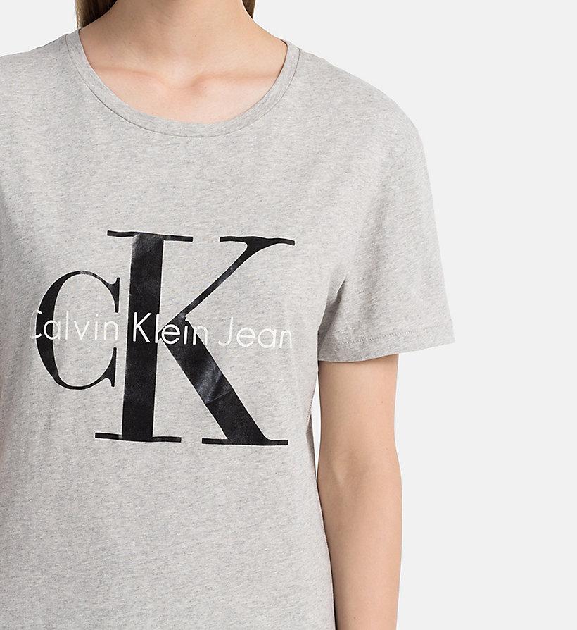T shirt avec logo calvin klein j2ij202092965 - T shirt avec photo ...