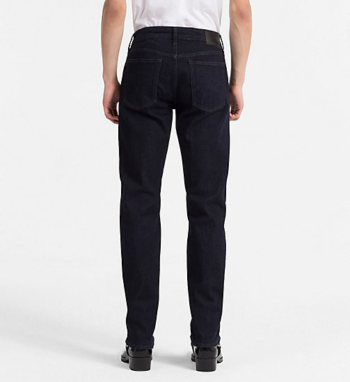 CALVIN KLEIN JEANS Straight Jeans - TOPAZ RINSE - CALVIN KLEIN JEANS CLOTHES - detail image 1