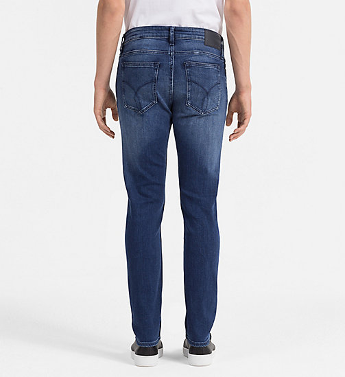 CALVIN KLEIN JEANS Skinny-Jeans - TRUE MID BLUE -  JEANS - main image 1