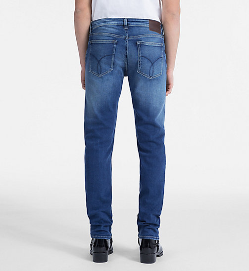 CALVIN KLEIN JEANS Straight-Jeans - TRUE MID BLUE - CALVIN KLEIN JEANS CLOTHES - main image 1