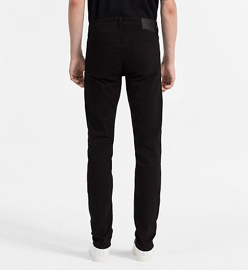 CALVIN KLEIN JEANS Skinny Jeans - STAY BLACK - CALVIN KLEIN JEANS PACK YOUR BAG - detail image 1