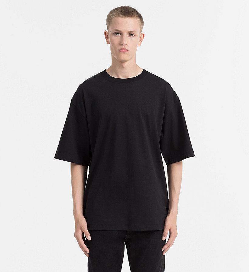 oversized t shirt calvin klein j30j306460099. Black Bedroom Furniture Sets. Home Design Ideas