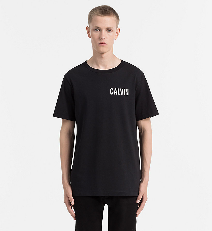 CALVIN KLEIN JEANS Regular Printed T-shirt - BRIGHT WHITE - CALVIN KLEIN JEANS MEN - main image
