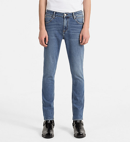 CALVIN KLEIN JEANS Jeans sculpted slim - MANCHESTER BLUE CMF - CALVIN KLEIN JEANS ROPA - imagen principal
