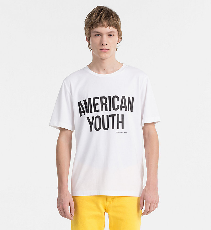 Printed T Shirt by Calvin Klein Jeans