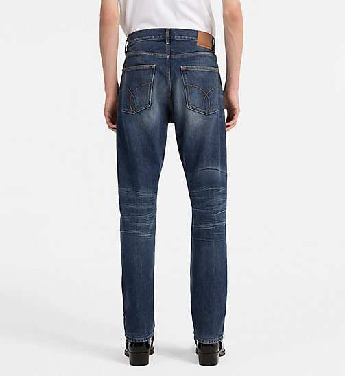 CALVIN KLEIN JEANS High Straight Jeans - VINTAGE D - CALVIN KLEIN JEANS NEW IN - detail image 1