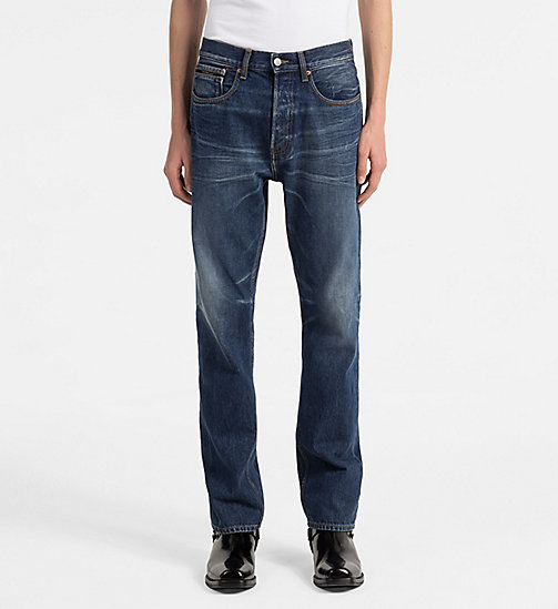 CALVIN KLEIN JEANS High straight jeans - VINTAGE D - CALVIN KLEIN JEANS BLUES MASTER - main image
