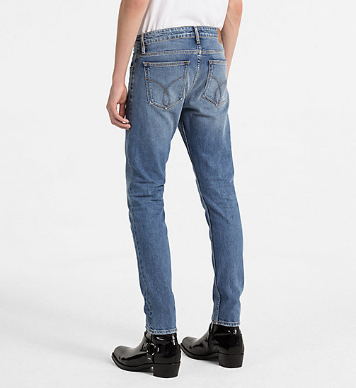 CALVIN KLEIN JEANS Skinny Jeans - MANCHESTER BLUE DSTR CMF - CALVIN KLEIN JEANS CLOTHES - detail image 1