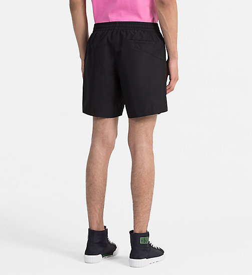 CALVIN KLEIN JEANS Nylon Swimshorts - CK BLACK -  CLOTHES - detail image 1