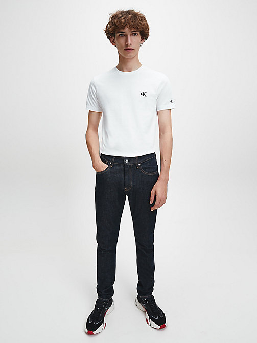 CALVIN KLEIN JEANS CKJ 016 Skinny Jeans - ANTWERP RINSE - CALVIN KLEIN JEANS NEW ICONS - detail image 1