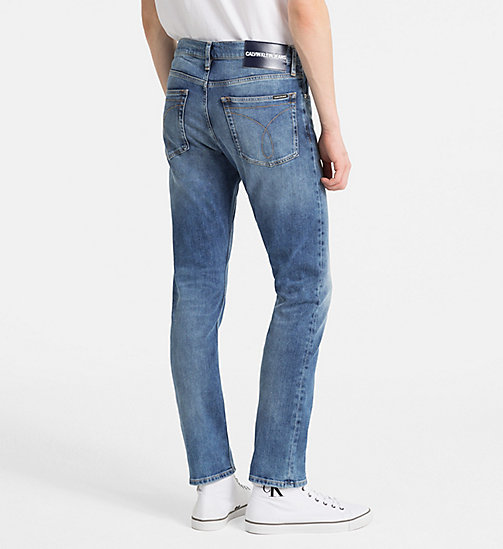 CALVIN KLEIN JEANS CKJ 026 Slim Jeans - ANTWERP LIGHT - CALVIN KLEIN JEANS NEW DENIM - detail image 1