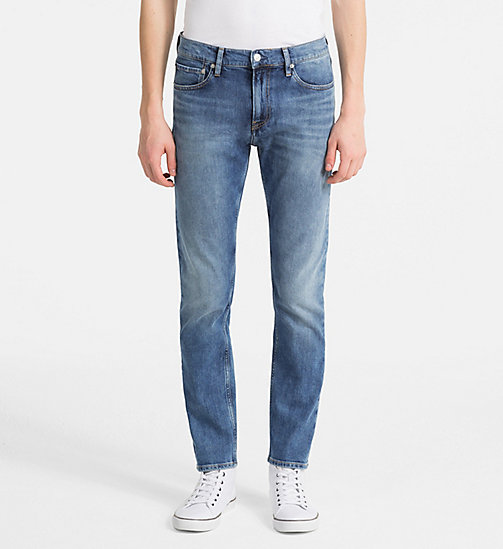 CALVIN KLEIN JEANS CKJ 026 Slim Jeans - ANTWERP LIGHT - CALVIN KLEIN JEANS NEW IN - main image