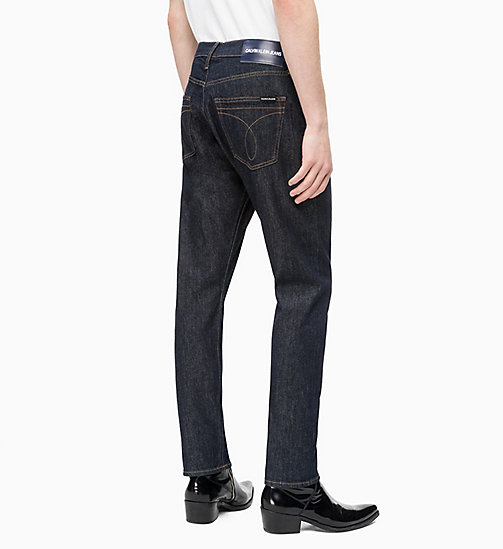 CALVIN KLEIN JEANS CKJ 056 Athletic Tapered Jeans - ANTWERP RINSE - CALVIN KLEIN JEANS CLOTHES - main image 1