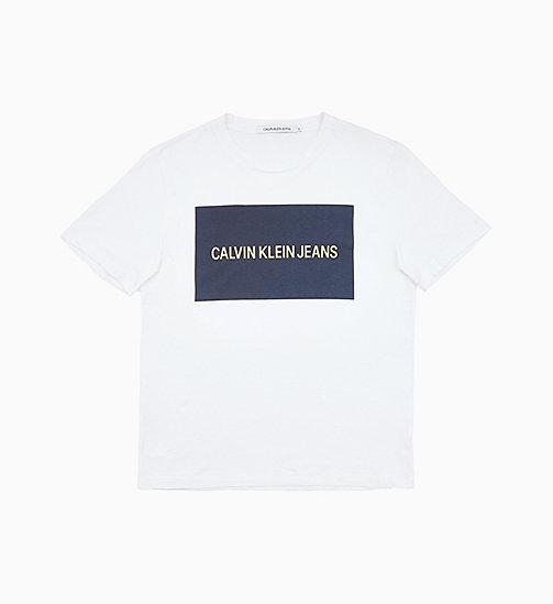 868ac817875f Men's T-Shirts | Summer T-Shirts for Men | CALVIN KLEIN® - Official Site