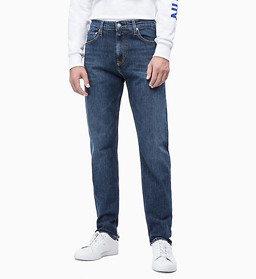 CALVIN KLEIN JEANS CKJ 035 Straight Jeans - ANTWERP MID -  CLOTHES - main image