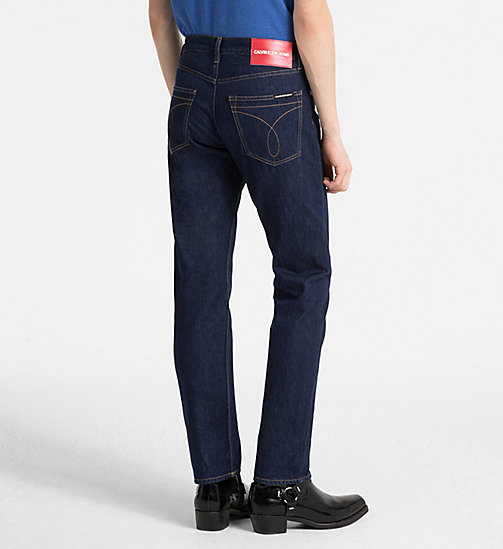 CALVIN KLEIN JEANS CKJ 015 Skinny Rigid Jeans - 1998 RINSE - CALVIN KLEIN JEANS CLOTHES - main image 1
