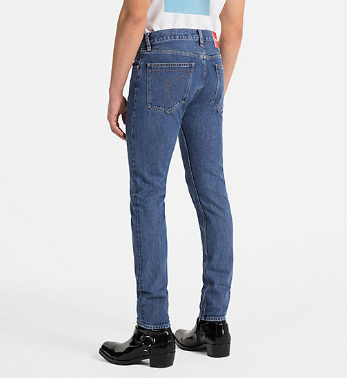 CALVIN KLEIN JEANS CKJ 015 Skinny Rigid Jeans - CHRISTIANE BLUE -  NEUE JEANS - main image 1