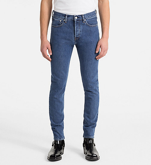 CALVIN KLEIN JEANS CKJ 015 Skinny Rigid Jeans - CHRISTIANE BLUE -  NEUE JEANS - main image