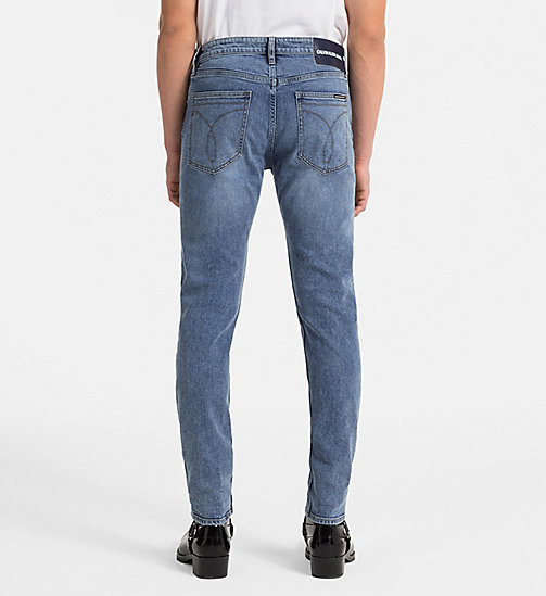 CALVIN KLEIN JEANS CKJ 016 Skinny Jeans - CAPITOLA BLUE - CALVIN KLEIN JEANS NEUE JEANS - main image 1