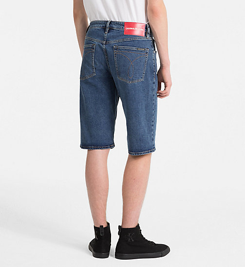 CALVIN KLEIN JEANS Denim-Shorts - CHRISTIANE BLUE - CALVIN KLEIN JEANS HEAT WAVE - main image 1
