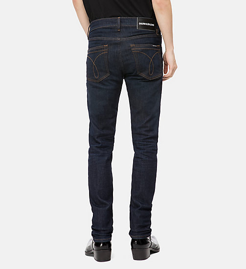 CALVIN KLEIN JEANS CKJ 026 Slim Jeans - COOCK BLUE (INF STR) - CALVIN KLEIN JEANS NEW ICONS - detail image 1