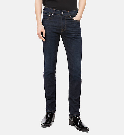 CALVIN KLEIN JEANS CKJ 026 Slim Jeans - COOCK BLUE (INF STR) - CALVIN KLEIN JEANS NEW ICONS - main image