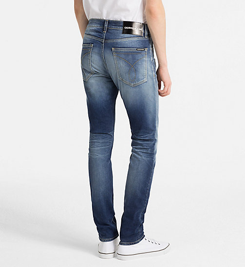 CALVIN KLEIN JEANS CKJ 016 Skinny Jeans - MODICA BLUE - CALVIN KLEIN JEANS CLOTHES - main image 1