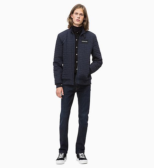 CALVIN KLEIN JEANS Lightweight Quilted Jacket - NIGHT SKY - CALVIN KLEIN JEANS The New Off-Duty - detail image 1