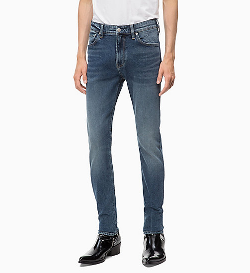 CALVIN KLEIN JEANS CKJ 016 Skinny Jeans - MULGA BLUE -  The New Off-Duty - main image
