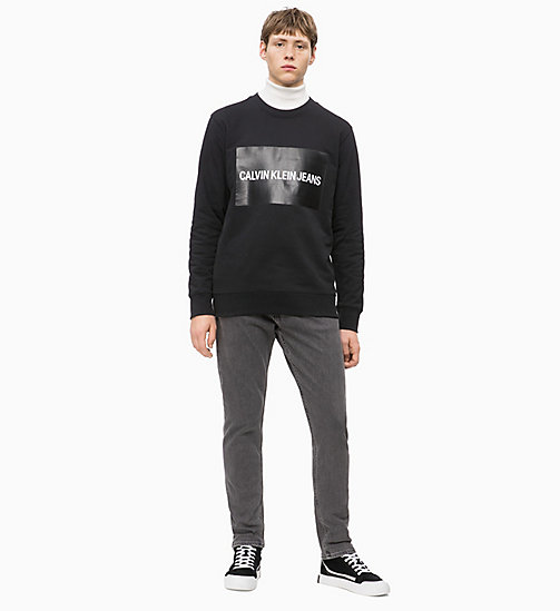 CALVIN KLEIN JEANS CKJ 055 Modern Tapered Jeans - COPENHAGEN GREY - CALVIN KLEIN JEANS The New Off-Duty - main image 1
