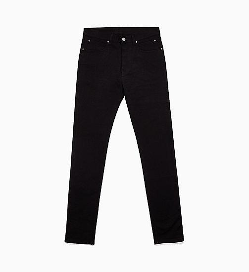 -50% CALVIN KLEIN JEANS Narrow Leg Jeans - BLACK OD BLACK RINSE - CALVIN  KLEIN JEANS EST ... daa81713ce5d