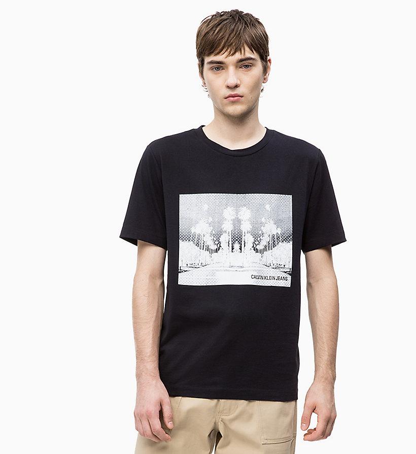 19a867d13995 Printed T-shirt Calvin Klein®   J30J310408099