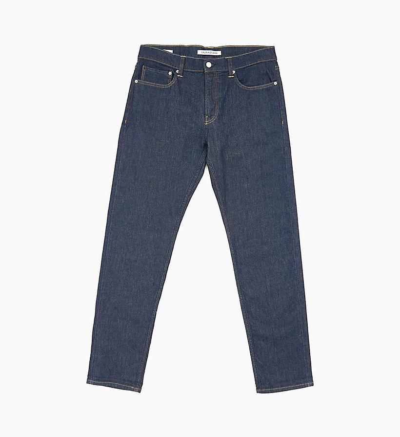 discount collection 100% quality quarantee purchase authentic CKJ 026 Slim Selvedge Jeans CALVIN KLEIN®   J30J310821911