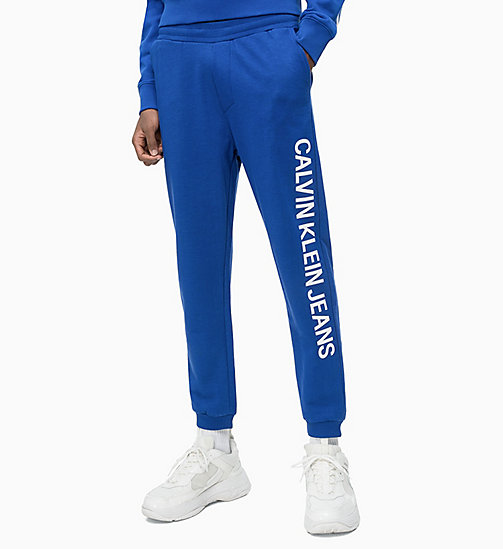 CALVIN KLEIN JEANS Logo Joggers - SURF THE WEB - CALVIN KLEIN JEANS LOGO SHOP - main image