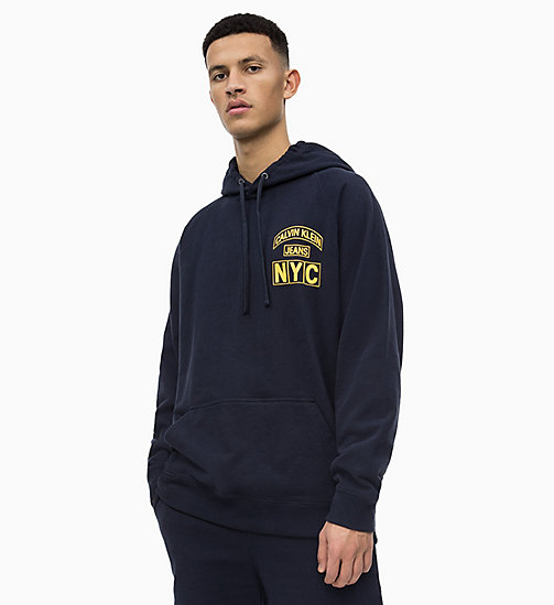 ec7673eb2db Men's Hoodies & Sweatshirts | CALVIN KLEIN® - Official Site